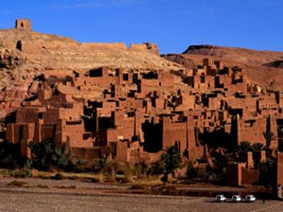 Reisen in Marokko